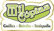 Logotipo - Mil Copias e Recargas